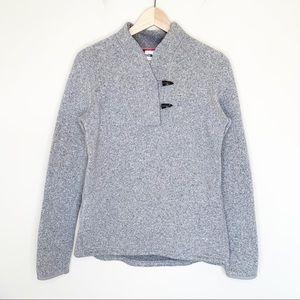 The North Face Crescent Shawl Collar Fleece